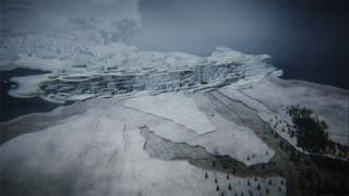 Muro de Hielo Juego de Tronos