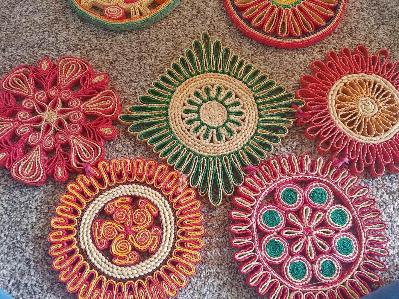 Boho Garden Tablescape