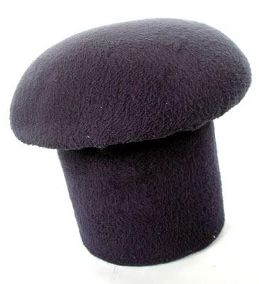 Lovetheseventies Plush 70 S Mushroom Chair