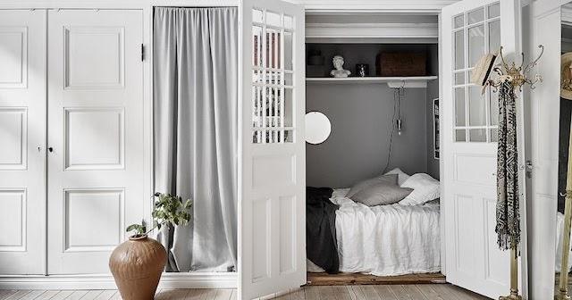la fabrique d co petites alcoves et recoins douillets. Black Bedroom Furniture Sets. Home Design Ideas