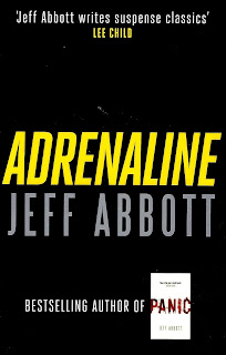 Best Books For Men Book Reviews! Adrenaline by Jeff Abbott