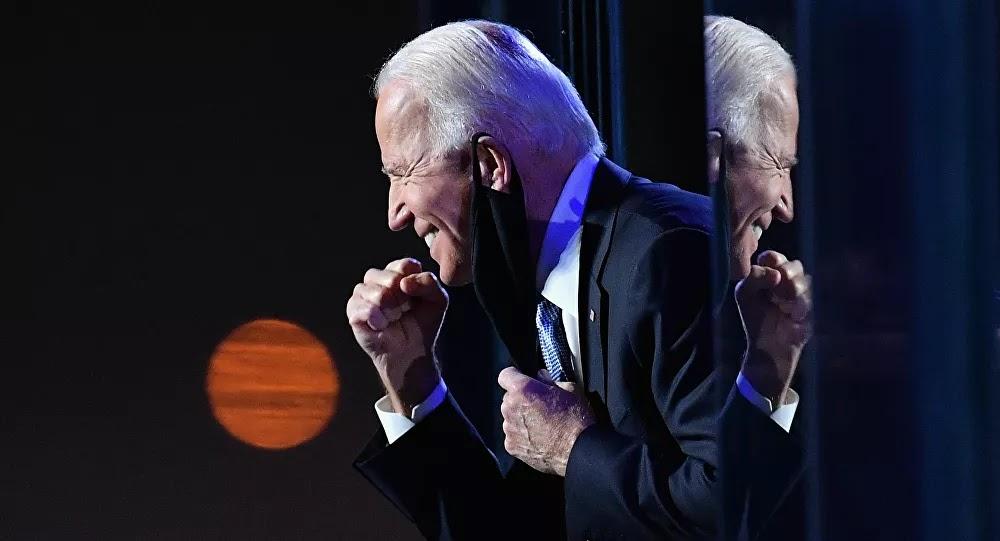 الكونغرس الأمريكي يصادق على فوز جو بايدن بالرئاسة