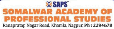 Somalwar Academy Recruitment 2016