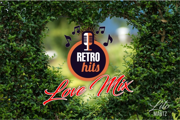 Retro Hits Love Mix Vol. 1 - DJ Lito Martz