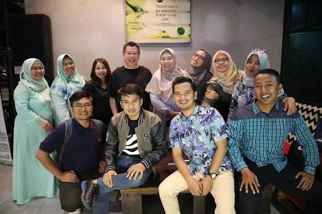 Ulang tahun Pertama Sembutopia Di Nestcology Semarang
