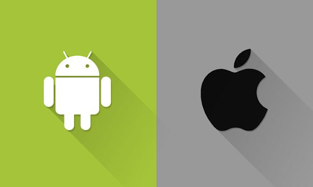 pindahkan kontak android ke iphone