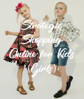 Strategic Shopping Online for Kids (GIRLS)