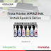 Tinta Epson L Series dari AMAZiNK