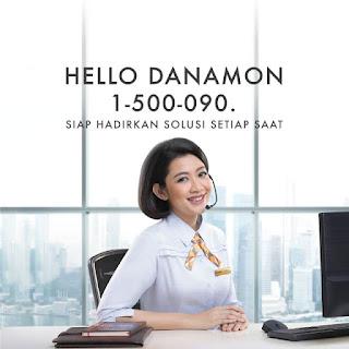 Cara Menghubungi Danamon Call Center