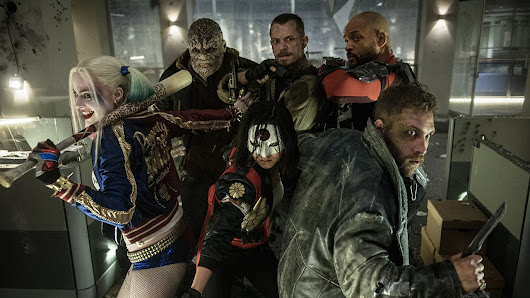 SUICIDE SQUAD - My Immediate Reactions Coalescing Into an Actual Spoiler-Free Review