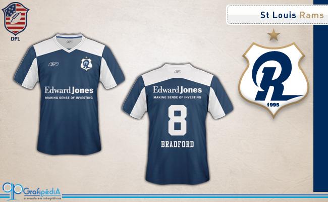 Equipes de futebol americano ganham camisas de clubes da Série D ... d52cc6668c4f0