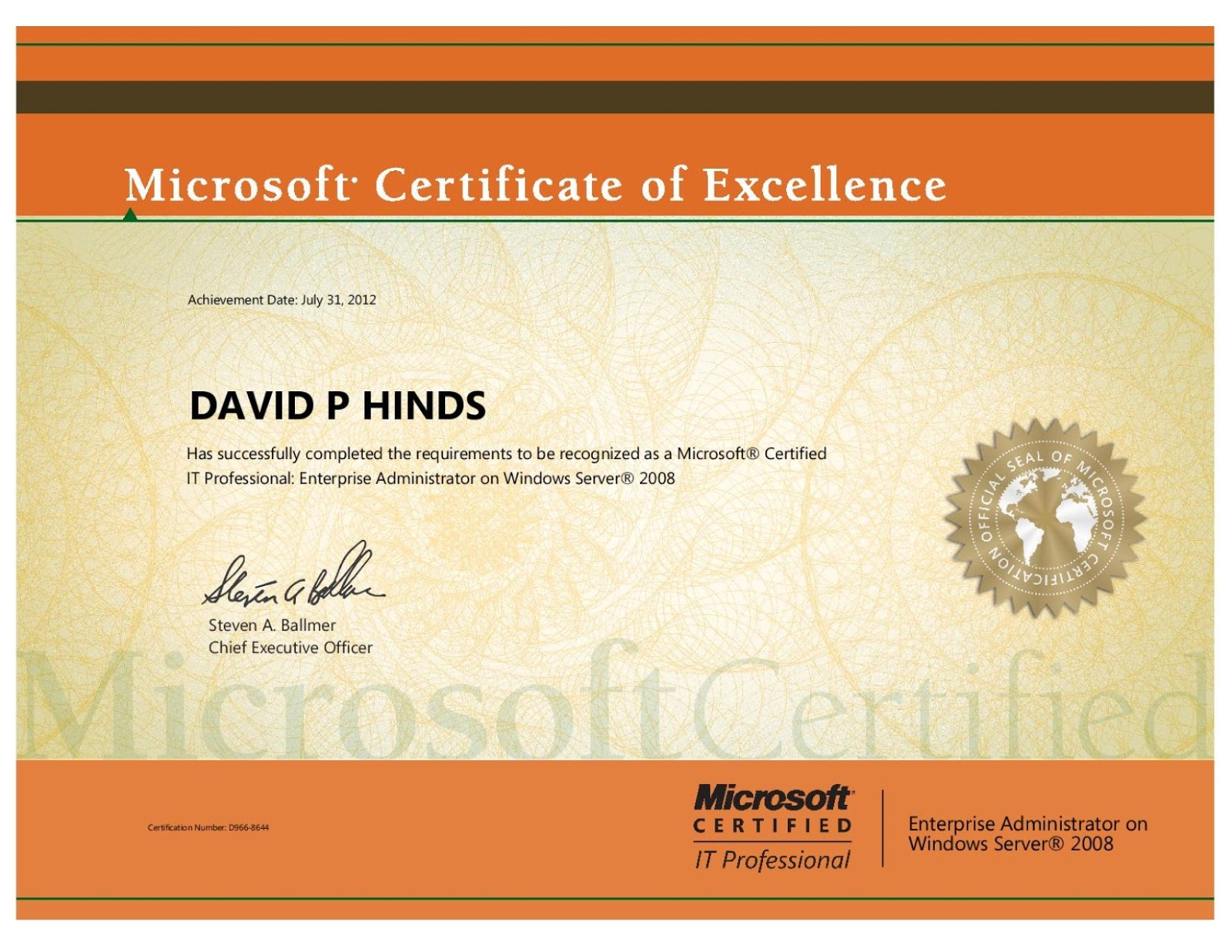 Best of microsoft certification info winner certificate template free examples of best certificate microsoft certification tr71 microsoft2bcertification2btr712b25282 xflitez Gallery