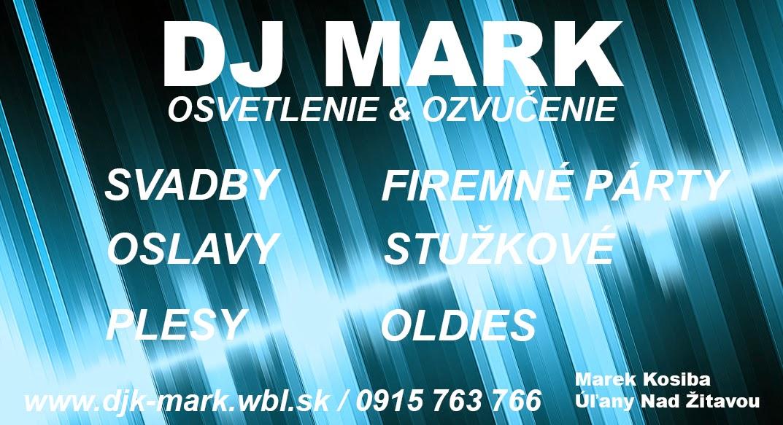 4e0b23eff Dj na Svadbu alebo váš Svadobný Dj | DJ NA SVADBY - DJ MARK