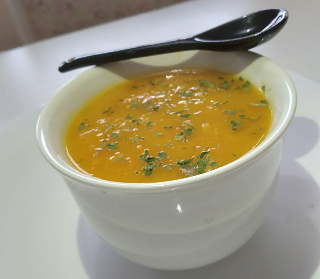 receita de sopa emagrecedora