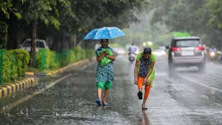 These districts of UP will rain today