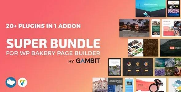 Free Download Super Bundle for WPBakery Page Builder