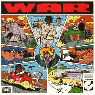 Jasiah - War Music Album Reviews