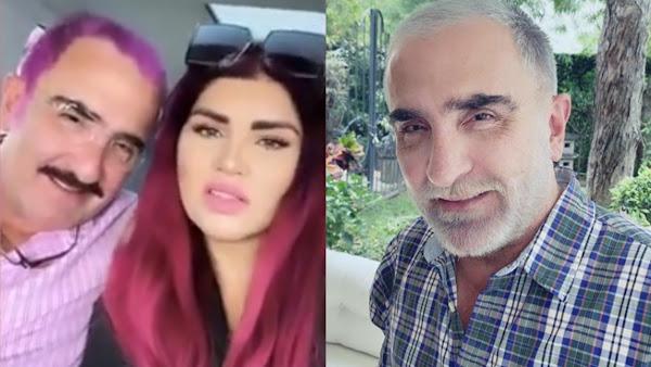 Vicente Fernández Jr luce el cabello rosa por complacer a su novia; lo tunden en redes