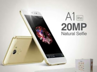 Gionee A1 Lite Specification and Price
