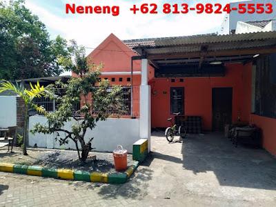 Jual Rumah Sidoarjo, Tanah Masih Luas, Dekat Tol ke Krian, Neneng 0813-9824-5553
