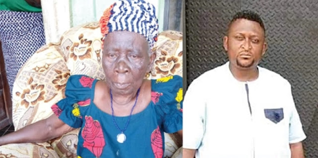So Sad! 86-Year Old Widow Narrates How Her Two Sons Were Murdered By The Police