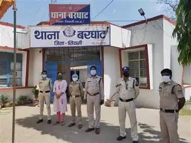Barghat Police seoni news