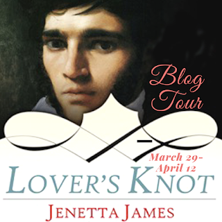 Blog Tour: Lover's Knot by Jenetta James