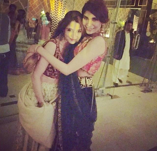 Amna Baber and Tena Durrani