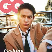 Kenshi Okada nos lleva de tour con estilo para el número de mayo de GQ Japón