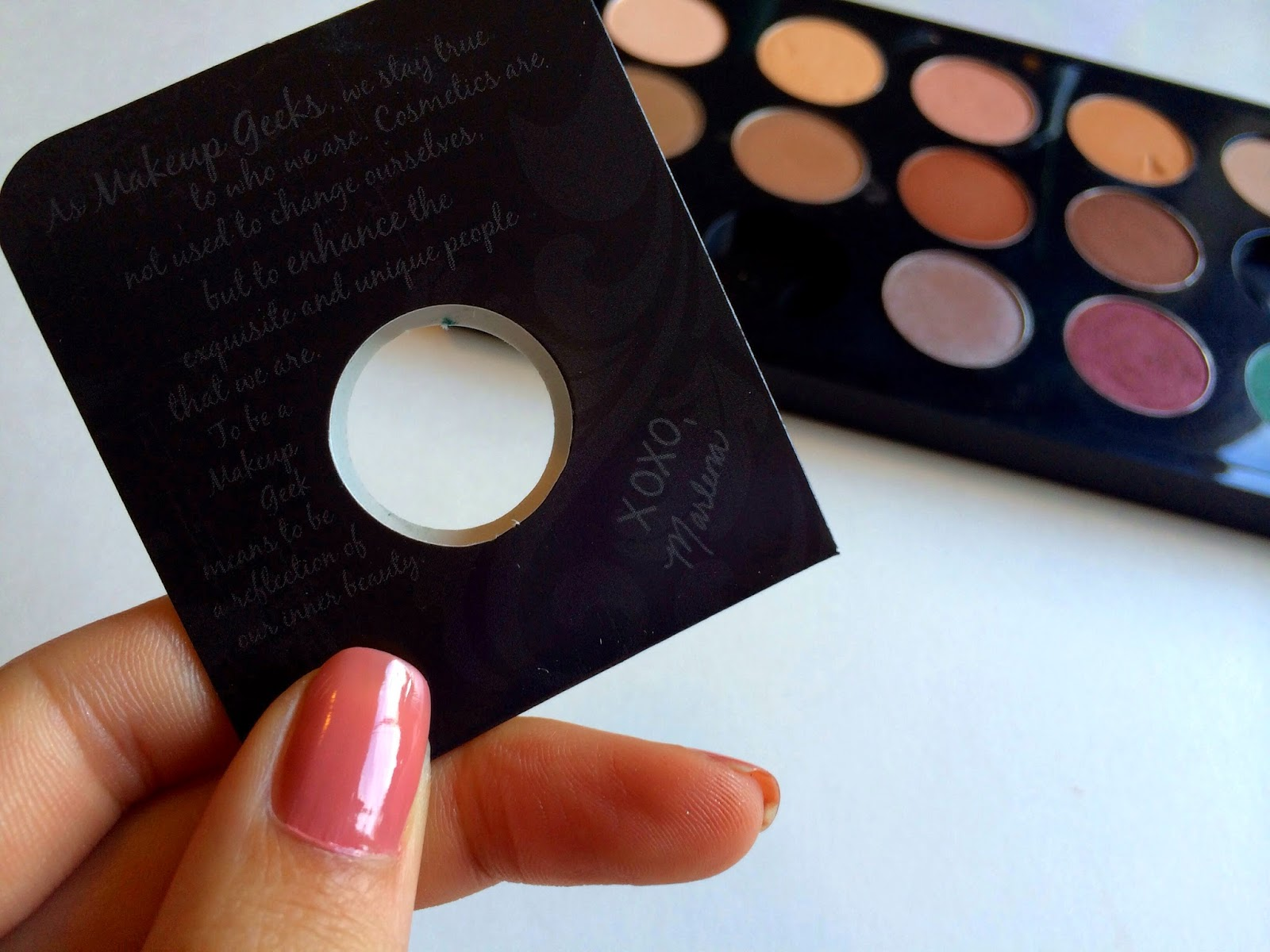As Makeup Geeks We Stay True To Who Are Cosmetics Not Change Ourselves But Enhance The