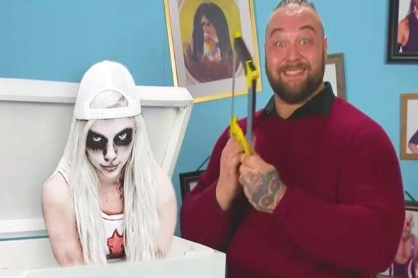 خاص | من هي سيستر أبيغال؟ ما علاقتها بالمرعب براي وايت؟ وهل ستظهر قريبا في WWE؟