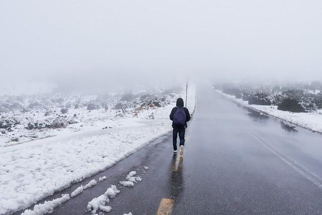 Καιρός: Βίντεο με το πέρασμα του χιονιά πάνω από την Ελλάδα τις επόμενες μέρες