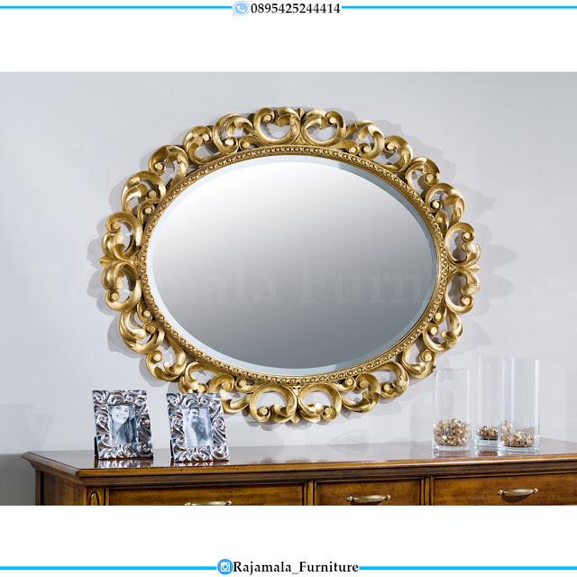 New Desain Kaca Hias Mewah Living Room Interior Inspiring RM-0402