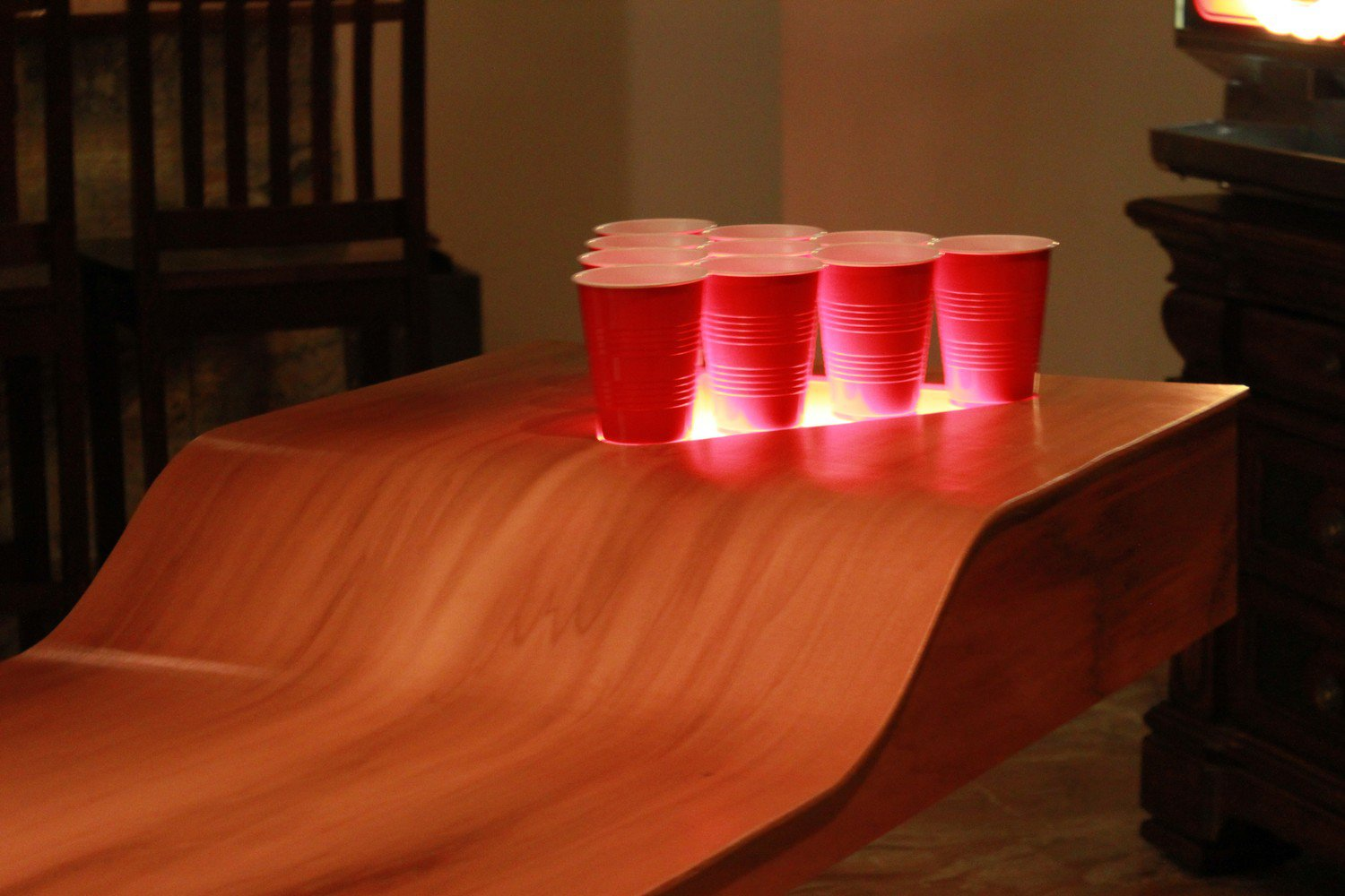 If It's Hip, It's Here (Archives): Custom Light Up Beer ...