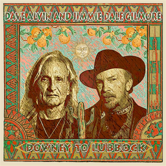 Dave Alvin & Jimmie Dale Gilmore @ The Great Hall, Sept 14