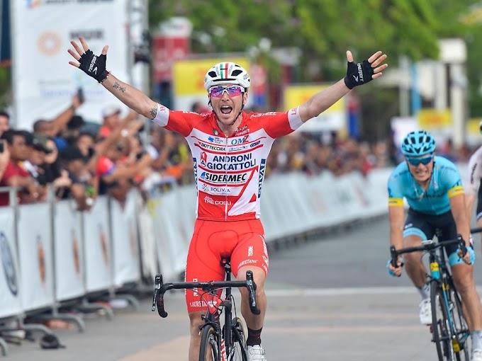 Kerékpár: Dináék csapattársa lesz a 2018-as Tour de Hongrie győztese