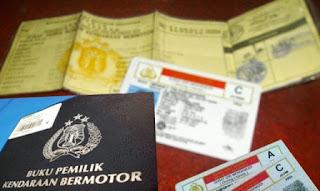Biaya SIM dan STNK Naik Mulai 6 Januari 2017
