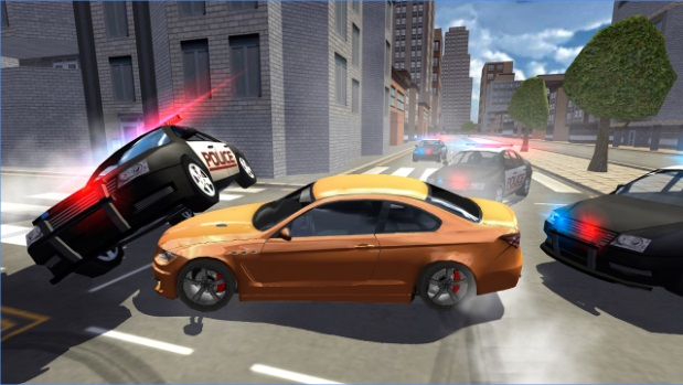 Download Extreme Car Driving Racing