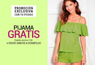 Pijama gratis en venca