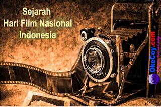 Sejarah Hari Film Nasional Indonesia