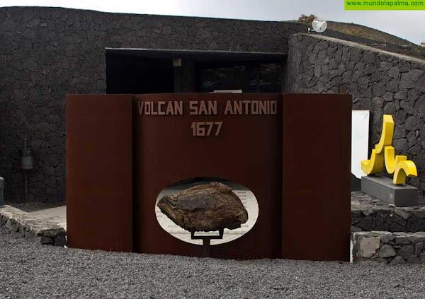 El Gobierno Canario dotará con 300.000 euros al Ayuntamiento de Fuencaliente para ampliar el Centro de Visitantes del Volcán de San Antonio