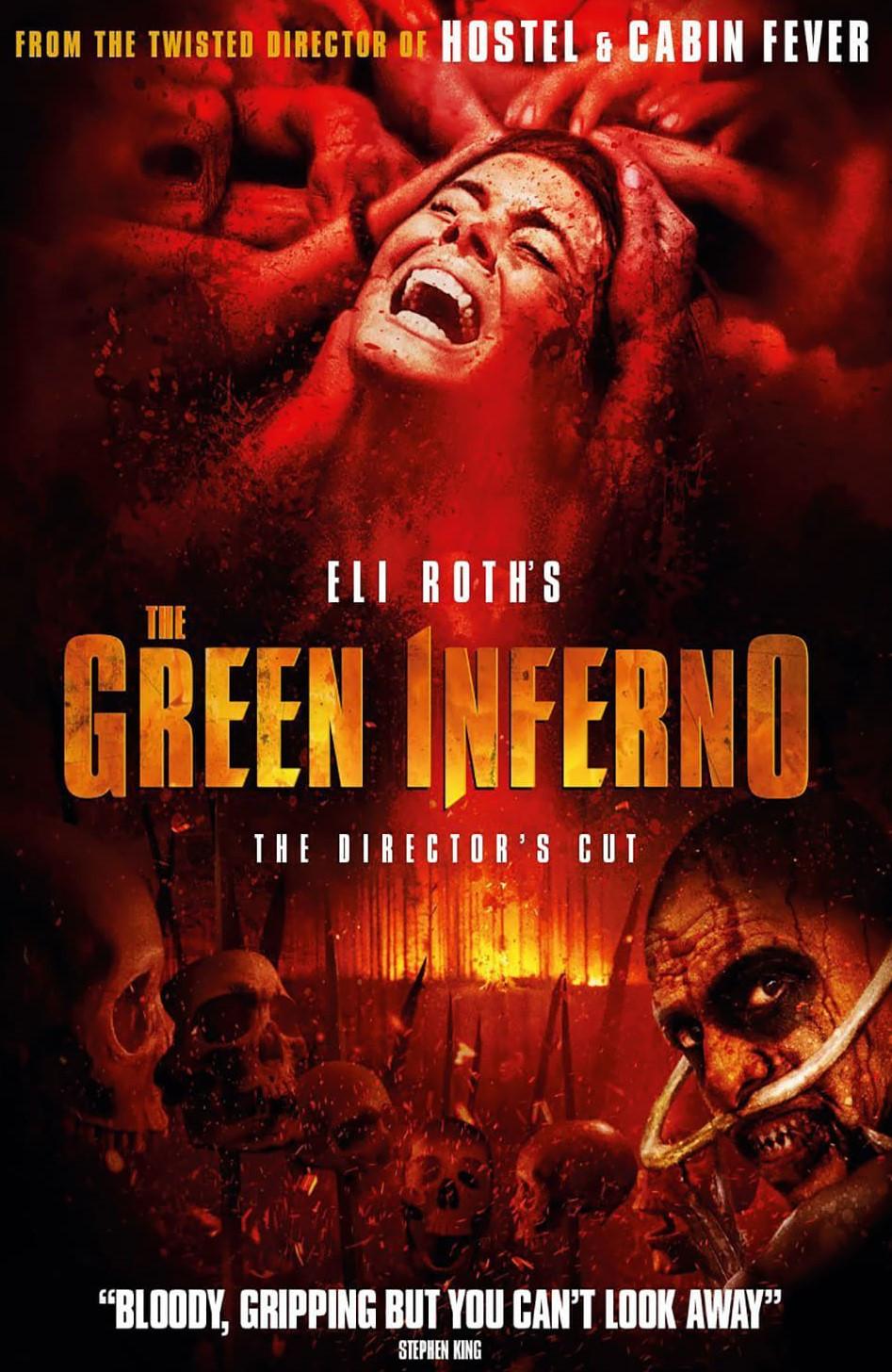 The Green Inferno Stream
