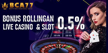 Rollingan Live Casino