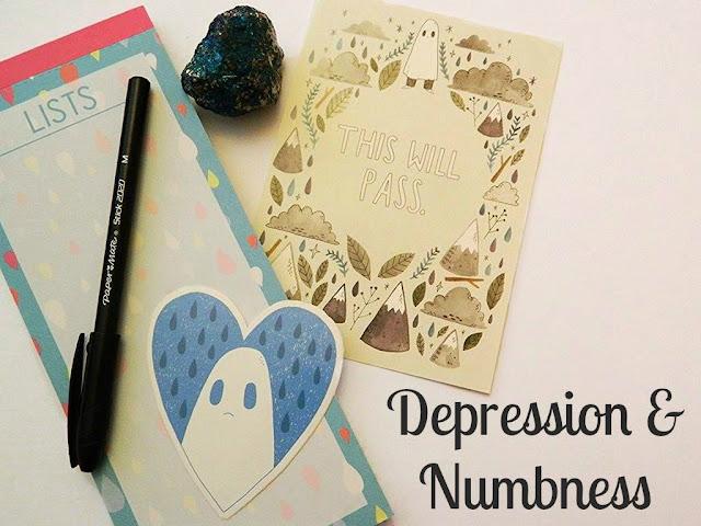 Depression & Emotional Numbness