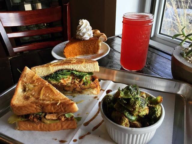 Restaurante Dixie Dharma em Orlando