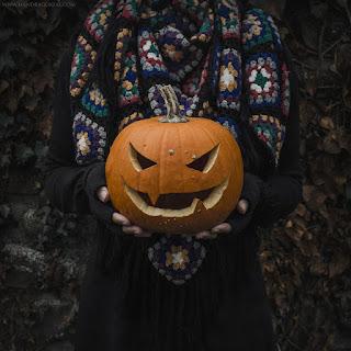 My own Jack-o'-lantern 2019 / Mandragoreae by Victoria Francés