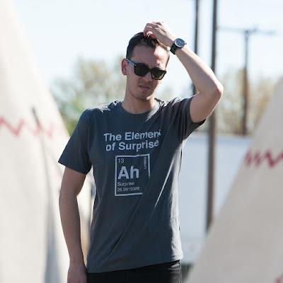 Element of Surprise Men's T-shirt
