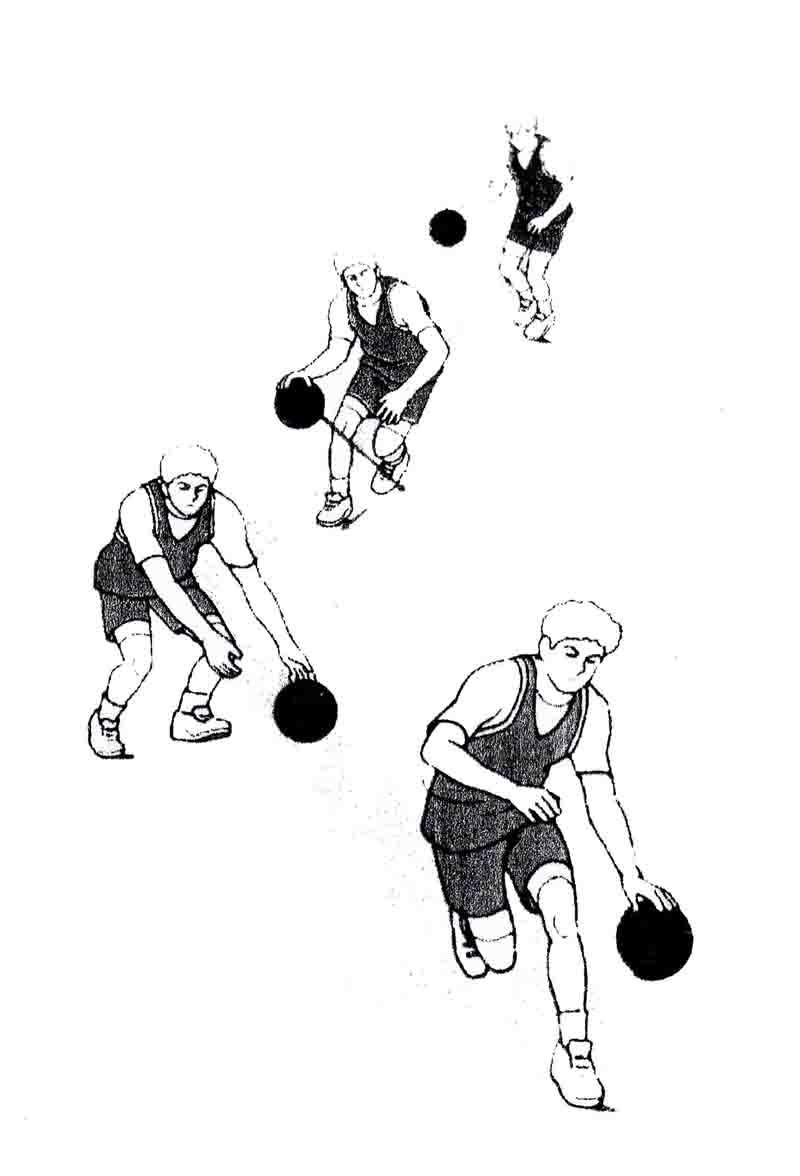 Teknik Dribble Bola Basket : teknik, dribble, basket, DIECOACH:, TEKNIK, DASAR, DRIBBLE, DALAM, PERMAINAN, BASKET