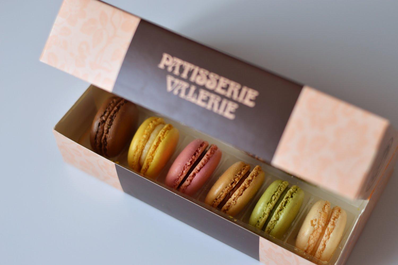 Patisserie Valerie Macarons