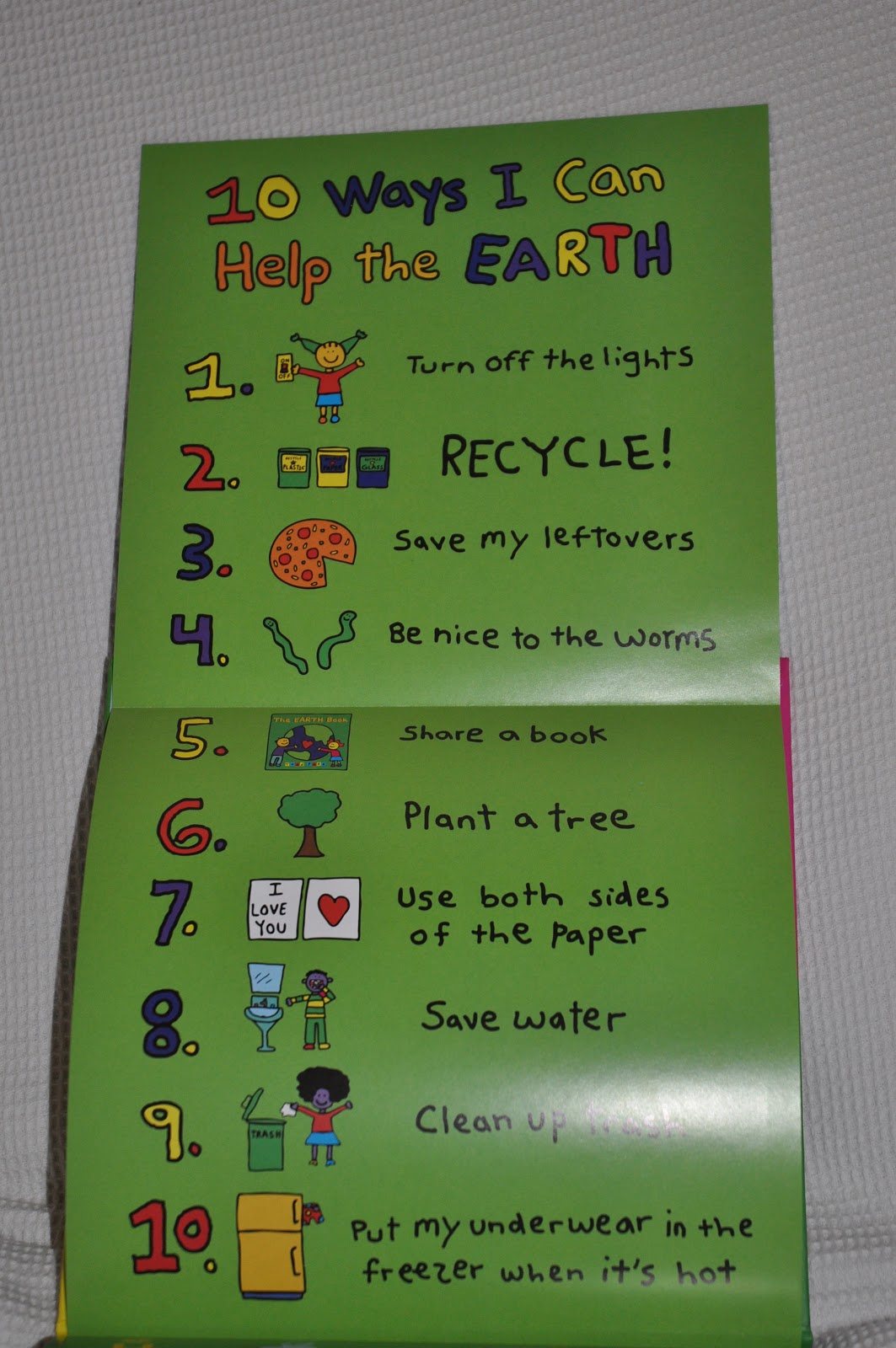 Earth Day At The Gerber House